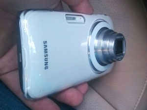 Samsung Galaxy S5 Zoom Spotted Ahead of Anticipated Launch