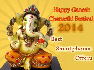 Happy Ganesh Chaturthi 2014: 10 Smartphones To Buy at Discounted Price