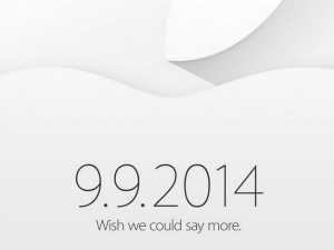 Apple Could Launch iPhone 6 and iWatch on September 9 Event