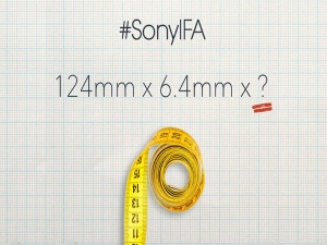 Sony Teases Upcoming Xperia Device Ahead of IFA 2014