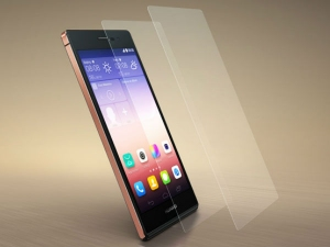 Huawei Showcases Ascend P7 Sapphire Edition At IFA 2014