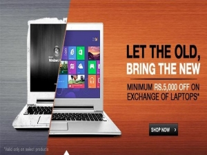 Top 10 Laptop Deals: Minimum Rs 5,000 off on Exchange of your Old