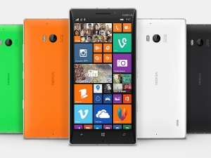 Nokia Lumia 930 With 20MP Camera Launched in India at Rs 38,649