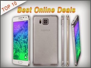 Samsung Galaxy Alpha Now Available at Rs 37,999: Top 10 Online Deals