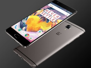 OnePlus 3T 128GB Gunmetal variant open sale preponed to 21 February