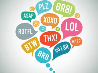Text Speak – Things that are surprisingly older in the internet world