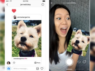 You can now respond to Instagram messages with images and videos