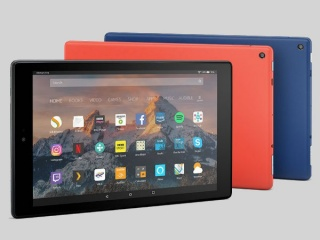 Amazon launches its first tablet with Alexa hands-free