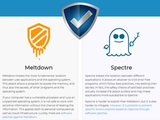 How to stay protected from Meltdown and Spectre