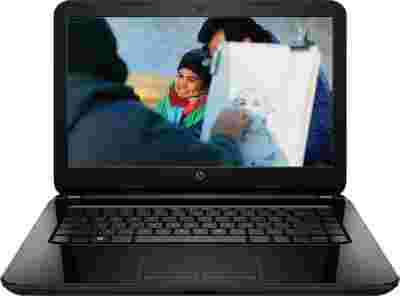 HP 14-r113TU Notebook (1st Gen CDC/ 2GB/ 500GB/ Win8.1) (K8T87PA)