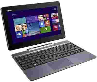 Asus T100TA (Touch) Transformer Series T100TA-DK005H T100T Others - (2 GB DDR3/500 GB HDD/Windows 8) 2 in 1 Laptop