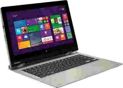 Toshiba Satellite L30W-B I0110 Notebook (4th Gen Ci3/ 4GB/ 500GB/ Win8.1/ Touch/ Detachable) (PSDM5G-004008)