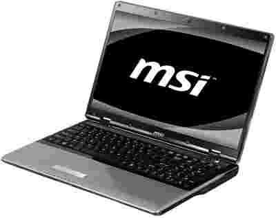 MSI CX623 Laptop (1st Gen Ci3/ 2GB/ 500GB/ Win7 HB/ 1GB Graph)