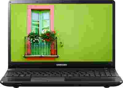 Samsung NP305E5A-S01IN Laptop (APU Quad Core A6/ 4GB/ 1TB/ Win 7 HP/ 1GB Graph)