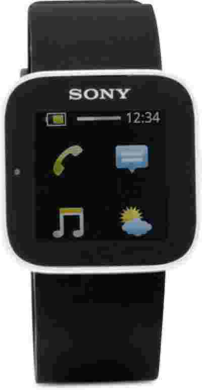 Sony Smartwatch - For Men, Women
