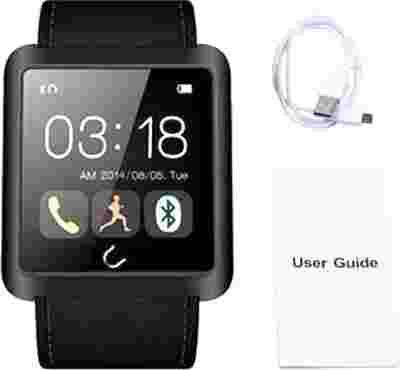 42c8d23bcc0 U Watch U10 Bluetooth Smartwatch Price in India