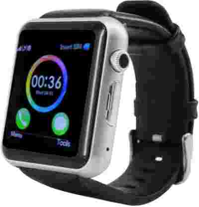 DMG Bluetooth Touch Screen Phone With Speakers & Hindi/English Language Smartwatch