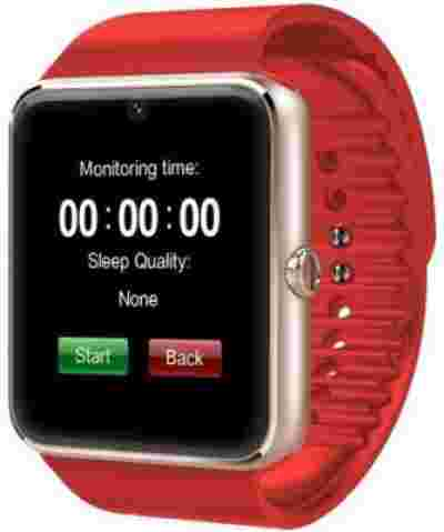 Accore Smart Galaxy Red Smartwatch