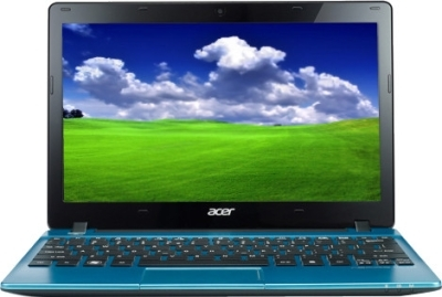 Acer Aspire One 725 Laptop (APU Dual Core/ 2GB/ 320GB/ Win7 Starter) (NU.SGQSI.001)