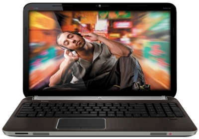 HP Notebook dv6-6165tx Laptop 2nd Gen Ci7/4GB/750GB/2GB DDR5 Graphics/Win 7 HP with Beats audio