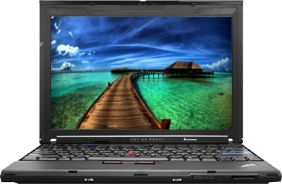 Lenovo Thinkpad X201S (5413-A63) Laptop (1st Gen Ci7/ 4GB/ 128GB SSD/ Win XP)