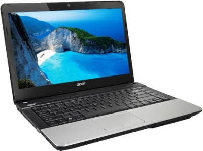 Acer Aspire E1 571 Laptop (2nd Gen Ci3/ 2GB/ 500GB/ Linux) (NX.M09SI.005)
