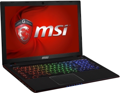 MSI GP60 2PE Leopard (424IN) Notebook (4th Gen Ci5/ 4GB/ 750GB/ Win8.1/ 2GB Graph) (GP60 2PE Pro)