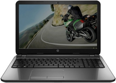 HP 15-d010TU Notebook (4th Gen CDC/ 2GB/ 500GB/ Ubuntu)