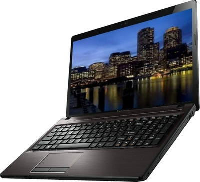 Lenovo Essential G580 (59-379637) Laptop (3rd Gen Ci3/ 4GB/ 500GB/ DOS/ 1GB Graph)