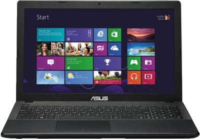 Asus X553MA-BING-SX526B Notebook (Pentium Quad Core 4th Gen/ 2GB/ 500GB/ Win8.1)