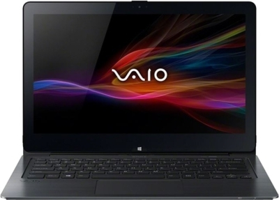 Sony VAIO Fit 13 SVF13N1ASNB Notebook (4th Gen Ci5/ 4GB/ Win8/ Touch) (SVF13N1ASNB)