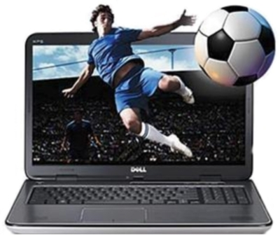 Dell XPS 17 Laptop (2nd Gen Ci7/ 4GB/ 500GB/ Win7 HP/ 3GB Graph)
