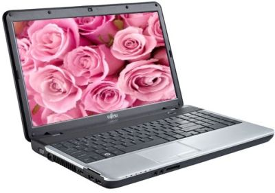 Fujitsu A531 2nd Gen i5/ 4GB / 320 GB / Win 7P Lifebook Laptop