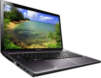 Lenovo Ideapad Z580 (59-338105) Laptop (2nd Gen Ci3/ 4GB/ 750GB/ Win7 HB)