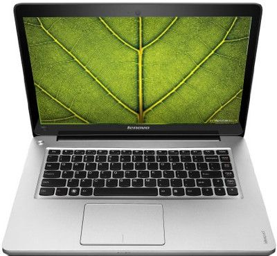Lenovo Ideapad U410 (59-341061) Ultrabook (2nd Gen Ci3/ 4GB/ 500GB 24GB SSD/ Win7 HB/ 1GB Graph)