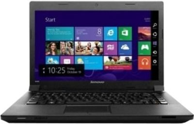 Lenovo B40 70 Notebook (1st Gen CDC/ 2GB/ 500GB/ Win8.1) (59-439837)