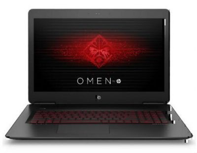 hp omen 17 w250tx win10 core i7 7th gen 16gb ram 1tb hdd