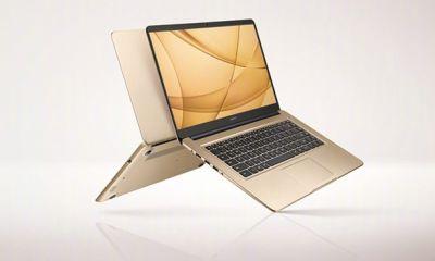 Huawei MateBook D (2018) Windows 10-8GB RAM-256GB SSD-1TB HDD-8th gen Intel  Core i7