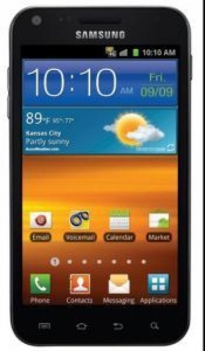Samsung Galaxy S2 Epic 4G Touch