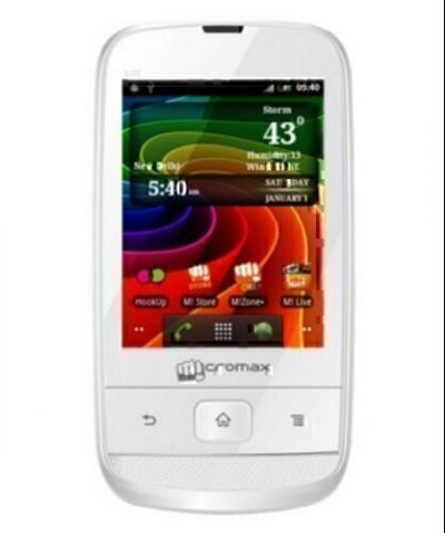 Micromax Smarty 3.0 A30