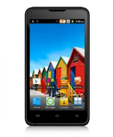 Micromax Canvas Viva A72