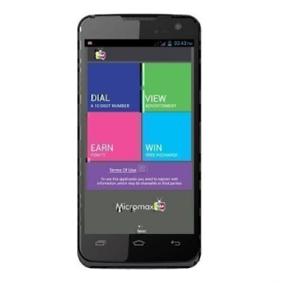Micromax Canvas MAd A94