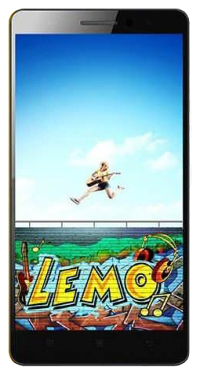 Lenovo K3 Note Music