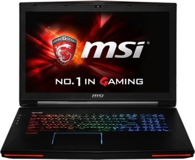 MSI GT72 2QD Dominator GT Series GT72 2QD Dominator Core i7 - (8 GB DDR3/1 TB HDD/6 GB Graphics) Notebook