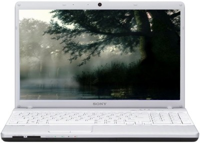 Sony VAIO VPCEH35EN Laptop (2nd Gen Ci3/ 2GB/ 320GB/ Win7 HB/ 512 MB Graph)