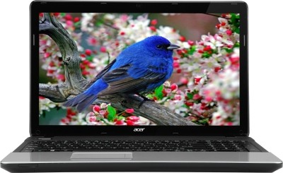 Acer Aspire E1-571G-BT Laptop (2nd Gen Ci3/ 4GB/ 500GB/ Linux/ 2GB Graph) (NX.M7CSI.001)