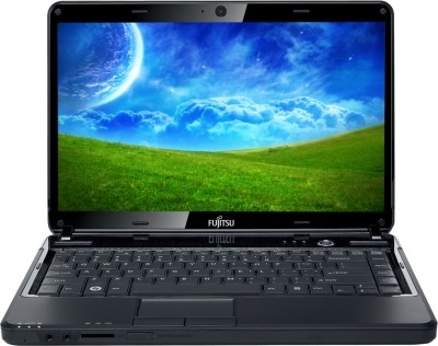 Fujitsu LH531 2nd Gen i3/ 2GB / 750 GB / DOS Lifebook Laptop
