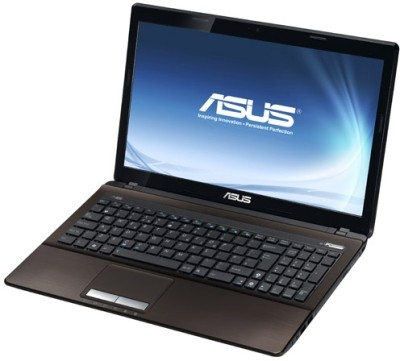 Asus K53SC-SX096D Laptop (2nd Gen Ci3/ 2GB/ 500GB/ DOS/ 1GB Graph)