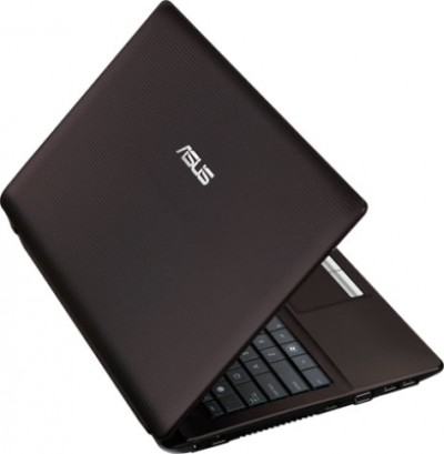 Asus X53TK-SX056D Laptop (APU Quad Core A6/ 4GB/ 320GB/ DOS/ 1GB Graph)