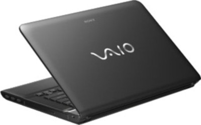 Sony VAIO SVE14111ENB Laptop (2nd Gen PDC/ 2GB/ 320GB/ Win7 HB)
